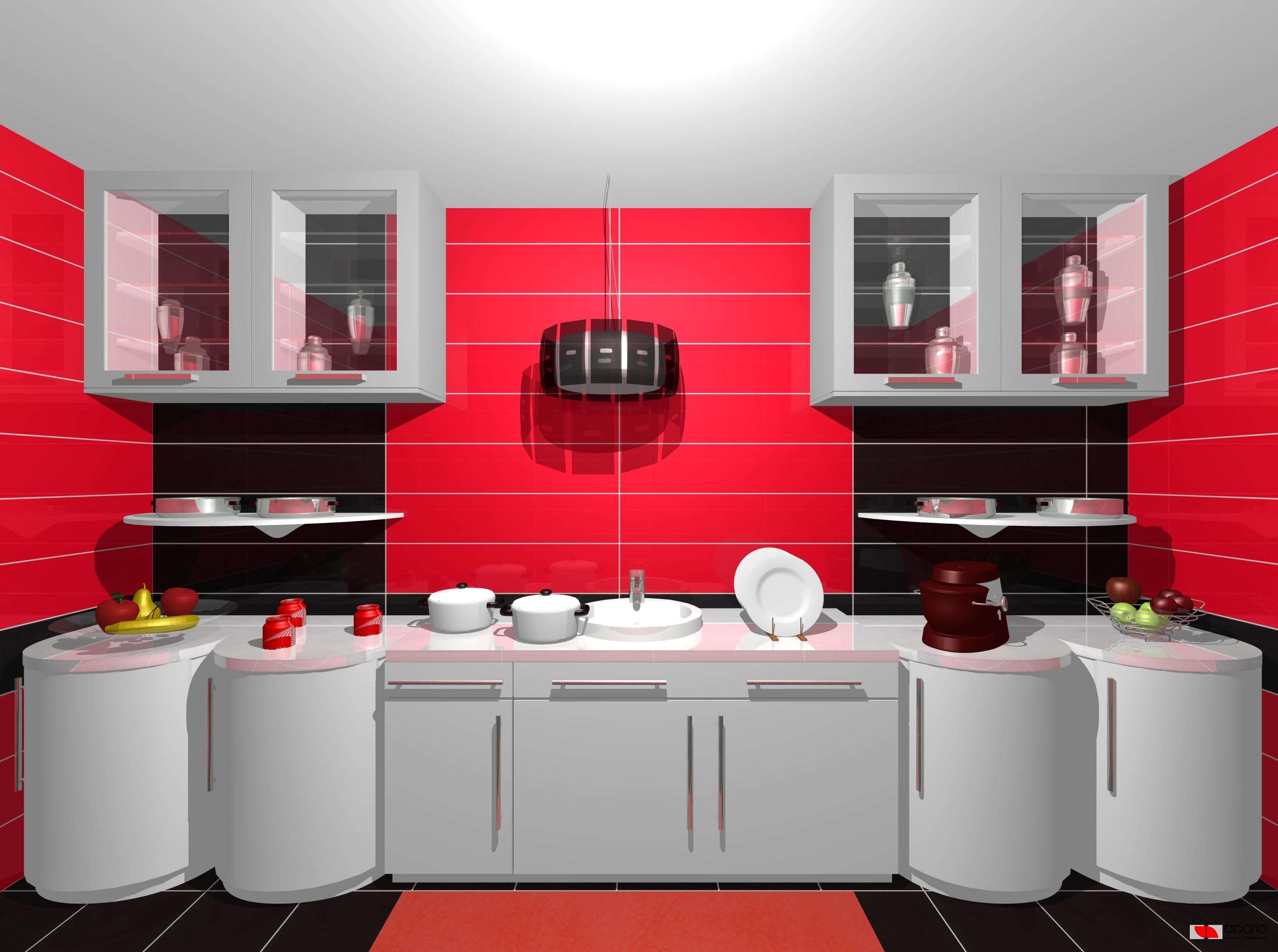 Combinar colores cocina dise os arquitect nicos - Combinar colores cocina ...